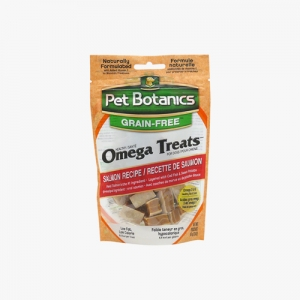 Pet Botanics Omega Treats (SALMON)