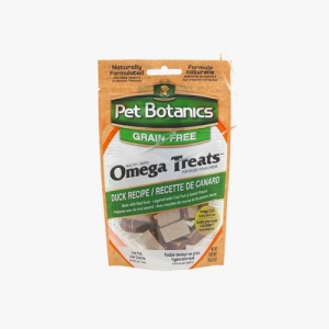 Pet Botanics Omega Treats (DUCK)