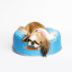 Bean Bag Cushion_Sky Blue