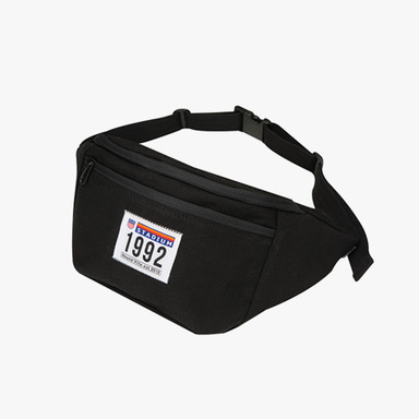 1992 Stadium Waist Bag (Black)