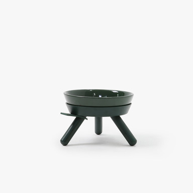 Oreo Table (Dark Green/Short/Small)