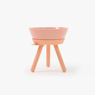 Oreo Table (Pink/Tall/Medium)