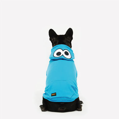 SST. Zip-up Hood (Cookie Monster)