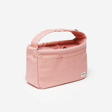 Classic Canvas Sling Bag (Pink)