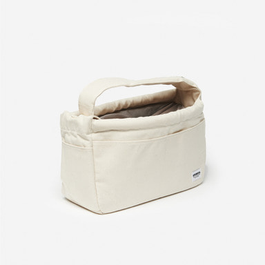 Classic Canvas Sling Bag (Oatmeal)