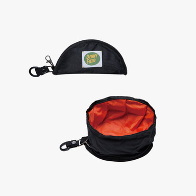 Outdoor Waterproof Bowl (Black)