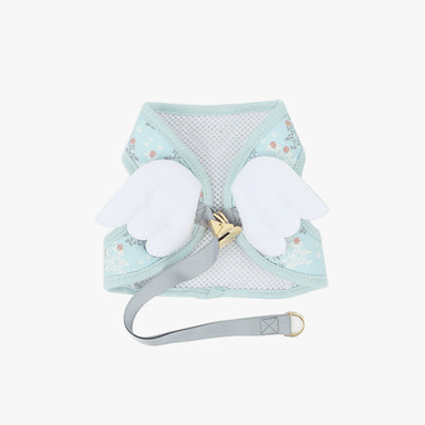 Blooming Angel Vest Harness (Blue)