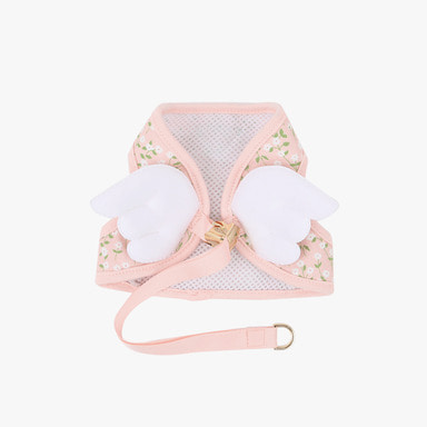 Blooming Angel Vest Harness (Pink)