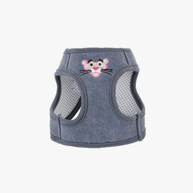 Pink Panther Vest Harness (Blue)