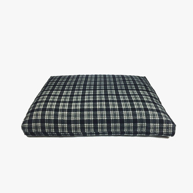 Relaxing Cushion (Black Check)
