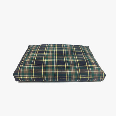 Relaxing Cushion (Green Check)