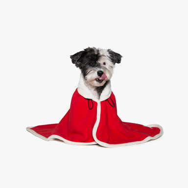 Cape Blanket 2.0 (Red)
