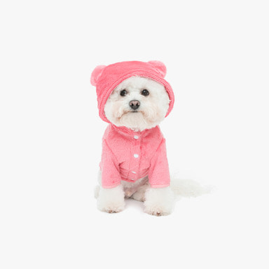 Krunk Boa Jumper (Hot Pink)