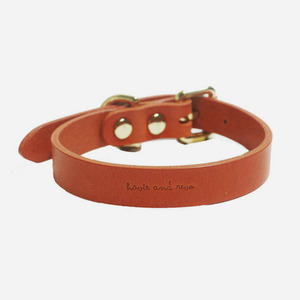 CANE COLLAR ORANGE