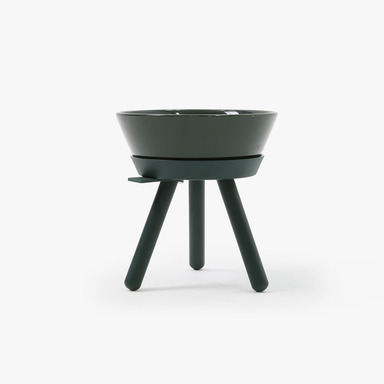 Oreo Table (Dark Green/Tall/Medium)