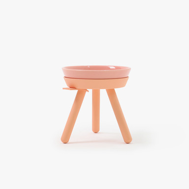 Oreo Table (Pink/Tall/Small)