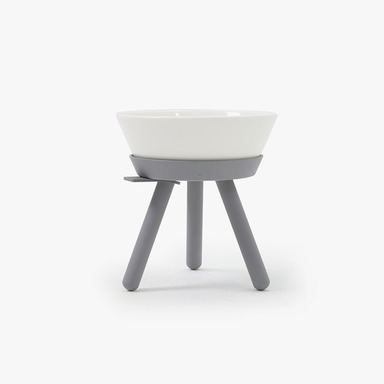 Oreo Table (Grey/Tall/Medium)