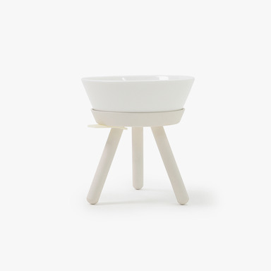 Oreo Table (White/Tall/Medium)
