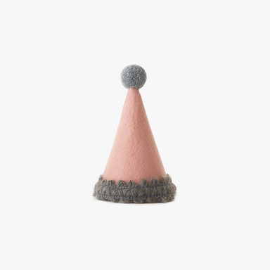 Bonbon Hat (Indian Pink)